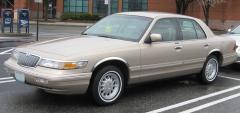 1992 Mercury Grand Marquis Photo 1