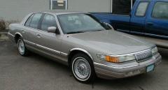 1994 Mercury Grand Marquis Photo 1