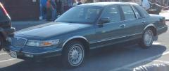 1997 Mercury Grand Marquis Photo 3