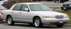 1997 Mercury Grand Marquis Photo 5