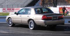 2001 Mercury Grand Marquis Photo 4