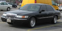 2002 Mercury Grand Marquis Photo 1