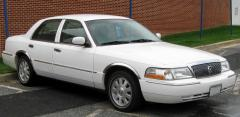 2003 Mercury Grand Marquis Photo 1