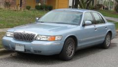 2007 Mercury Grand Marquis Photo 1