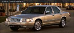 2008 Mercury Grand Marquis Photo 1