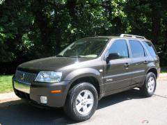 2007 Mercury Mariner Hybrid Photo 1