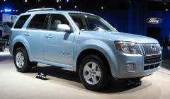2008 Mercury Mariner Hybrid Photo 1