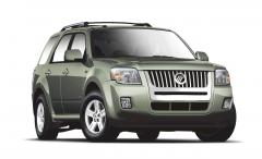 2010 Mercury Mariner Hybrid Photo 1