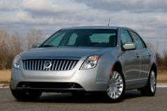 2010 Mercury Milan Hybrid Photo 1