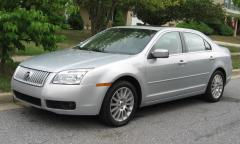 2008 Mercury Milan Photo 1
