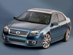 2011 Mercury Milan Photo 1