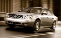 2006 Mercury Montego exterior