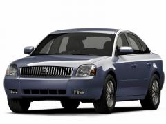 2007 Mercury Montego Photo 1