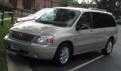 2007 Mercury Monterey Photo 1