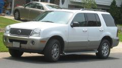 2001 Mercury Mountaineer Photo 2