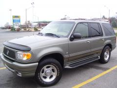 2001 Mercury Mountaineer Photo 3