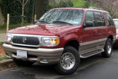 2001 Mercury Mountaineer Photo 4