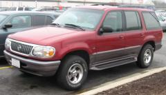 2001 Mercury Mountaineer Photo 5
