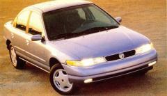 1996 Mercury Mystique Photo 1