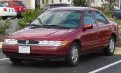 1997 Mercury Mystique Photo 1