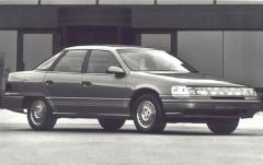1990 Mercury Sable exterior