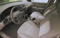 2001 Mercury Sable interior