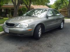 2002 Mercury Sable Photo 1