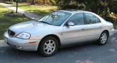 2003 Mercury Sable Photo 1
