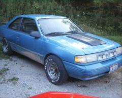 1993 Mercury Topaz Photo 1