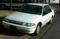 1995 Mercury Tracer Photo 1