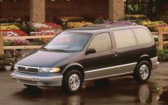 1996 Mercury Villager exterior
