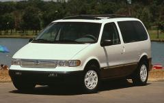 1997 Mercury Villager Photo 1