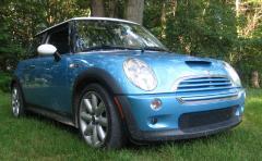 2002 Mini Cooper Photo 2