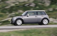 2002 Mini Cooper exterior