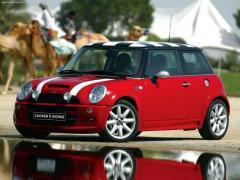 2003 Mini Cooper Photo 2
