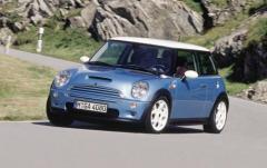 2003 Mini Cooper exterior
