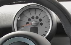2008 Mini Cooper interior