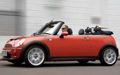 2008 Mini Cooper exterior