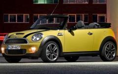 2010 Mini Cooper exterior