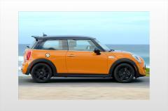 2015 Mini Cooper exterior