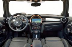 2015 Mini Cooper Base interior