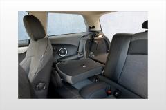 2016 Mini Cooper interior