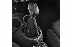 2017 Mini Cooper 3-Door interior