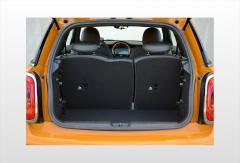 2017 Mini Cooper interior