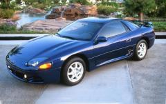 1994 Mitsubishi 3000GT exterior