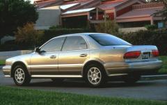 1994 Mitsubishi Diamante exterior