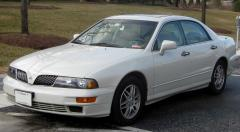 2002 Mitsubishi Diamante Photo 1