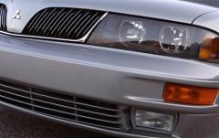 2003 Mitsubishi Diamante exterior