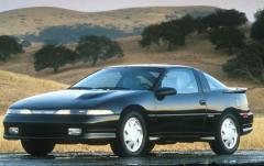 1991 Mitsubishi Eclipse exterior