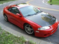 1996 Mitsubishi Eclipse Photo 1